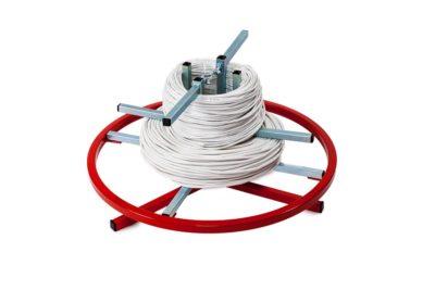 Rozwijak Nr 17 - do kabli i przewodów - poziomy.